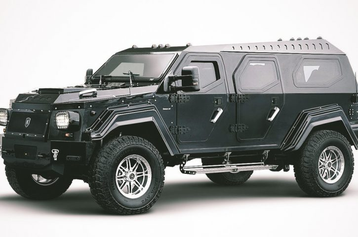 How to select a company for armored cars?