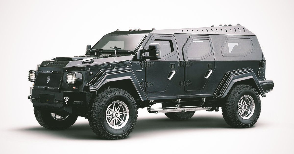 How to select a company for armored cars