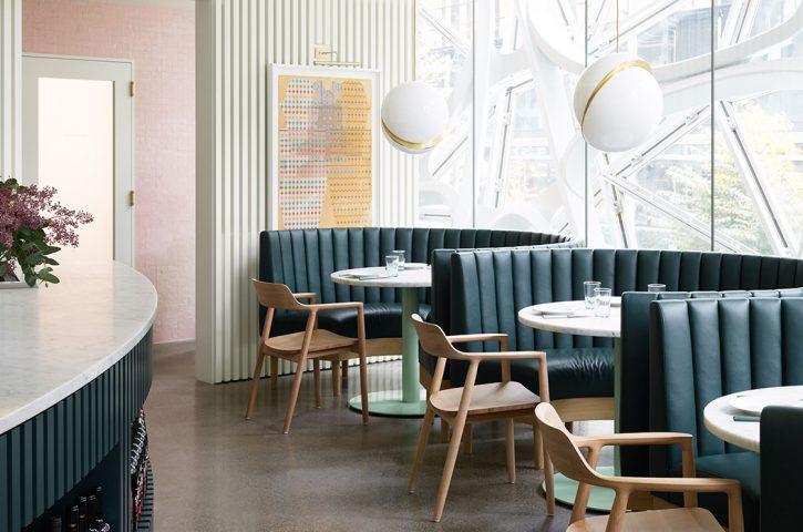 Key elements for restaurant interior design